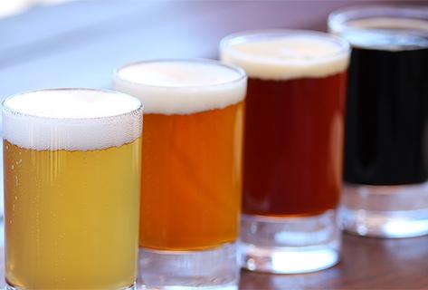 """4種類のビール"""""""